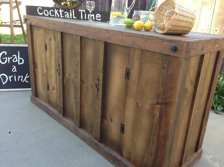 wooden-bar-shabby-chic